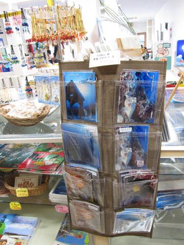 与論島の海のポストカード発売開始!